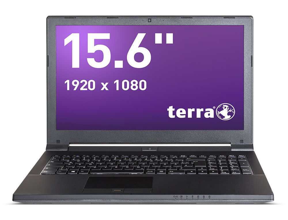 Foto: Terra Mobile 1541H Frontal Ansicht
